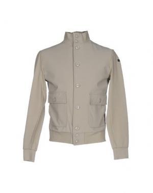 Куртка RRD. Цвет: серый