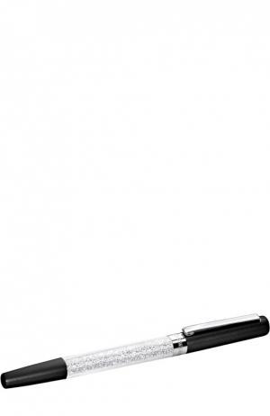 Ручка Crystalline Stardust Swarovski. Цвет: черный