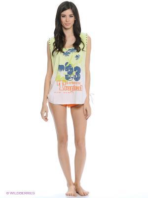 Комплект одежды RELAX MODE. Цвет: оранжевый