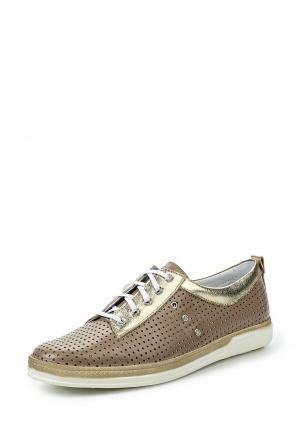 Ботинки Simen. Цвет: коричневый