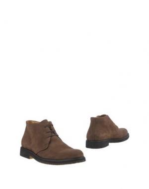 Полусапоги и высокие ботинки FLORSHEIM IMPERIAL. Цвет: верблюжий