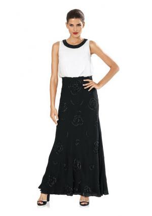 Вечернее платье Ashley Brooke. Цвет: черный