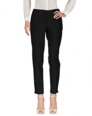 Повседневные брюки KITTE. Цвет: черный