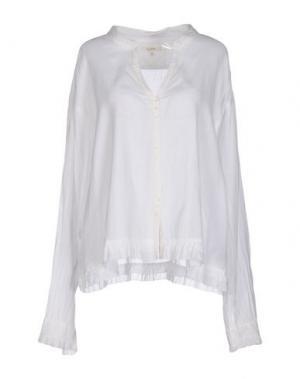 Pубашка BY TI MO. Цвет: белый