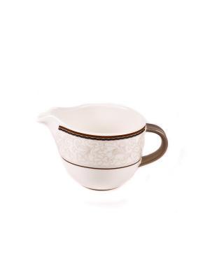 Сливочник 0,2 л. Кассие Royal Porcelain. Цвет: белый