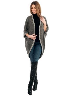 Пальто GiuliaRossi. Цвет: серый