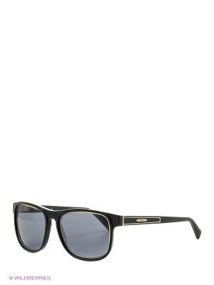 Солнцезащитные очки BLD 1624 101 Baldinini. Цвет: черный, золотистый