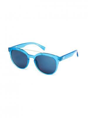 Солнцезащитные очки TM 554S 03 Opposit. Цвет: коричневый