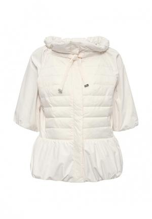 Куртка утепленная Conso Wear. Цвет: белый