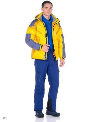 Куртка Think Pace. Цвет: желтый