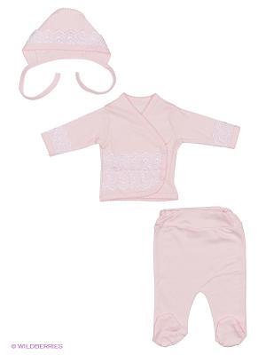 Комплект одежды PEPELINO. Цвет: розовый