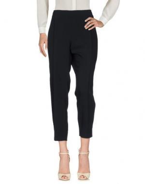 Повседневные брюки BY MALENE BIRGER. Цвет: черный