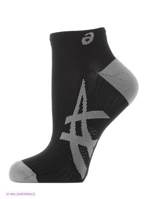 Носки (2 пары в упаковке) ASICS. Цвет: черный, белый