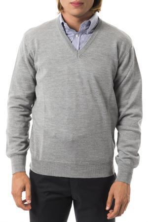 Пуловер UominItaliani. Цвет: серый