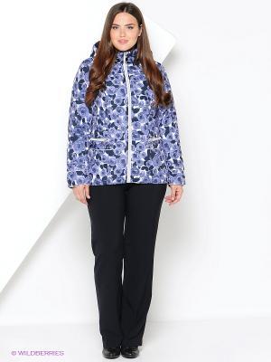 Куртка VIZANI. Цвет: сиреневый