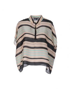Блузка TARA JARMON. Цвет: пастельно-розовый