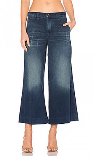 Широкие джинсы harper baldwin. Цвет: none