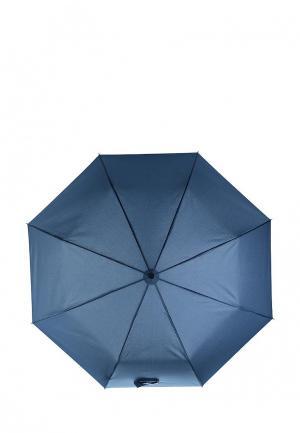 Зонт складной Violeta by Mango. Цвет: синий
