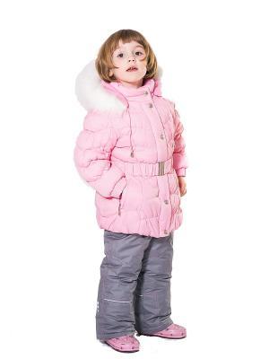 Комплект SAIMA. Цвет: розовый, серый