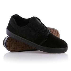 Кеды кроссовки  Tonik Shoe Black/Black DC Shoes. Цвет: черный