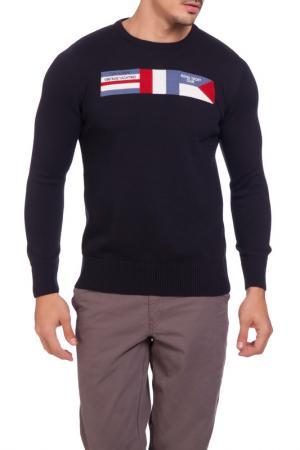 Пуловер Galvanni. Цвет: dark navy