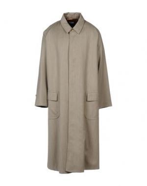Легкое пальто CINI. Цвет: серый