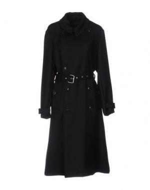 Пальто TER ET BANTINE. Цвет: черный