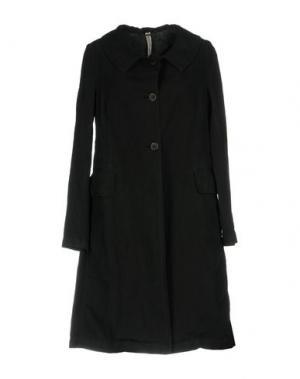 Легкое пальто NOVEMB3R. Цвет: черный