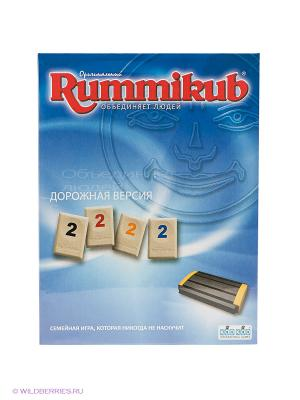 Настольная игра Rummikub KODKOD. Цвет: синий
