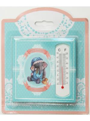 Термометр Magic Home. Цвет: голубой