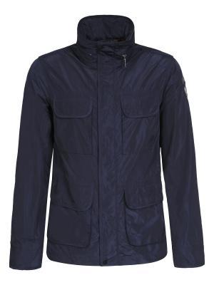 Куртка Icepeak. Цвет: темно-синий