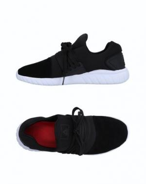 Низкие кеды и кроссовки ASFVLT. Цвет: черный