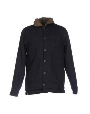 Куртка ALTAMONT. Цвет: темно-синий