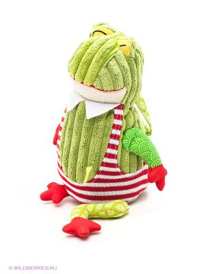 Музыкальная игрушка Лягушка Deglingos. Цвет: зеленый