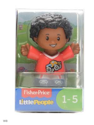 Little People Базовые Фигурки в ассортименте Mattel. Цвет: красный, коралловый, фуксия