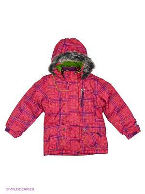 Куртка Jupa. Цвет: розовый