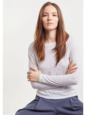 Джемпер женский ZARINA. Цвет: белый