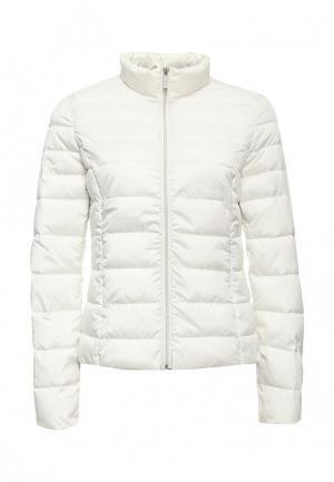 Куртка утепленная s.Oliver. Цвет: белый