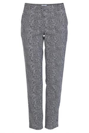 Брюки Versace Collection. Цвет: серый