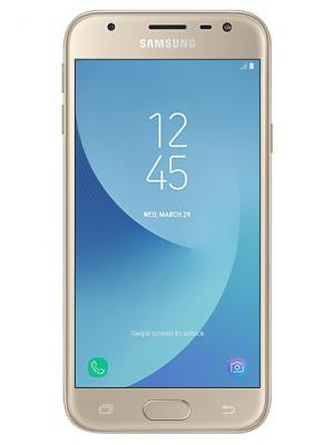 Смартфон Samsung Galaxy J3 (SM-J330FZDDSER), золотой. Цвет: золотистый