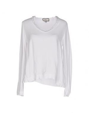 Блузка M!A F. Цвет: белый
