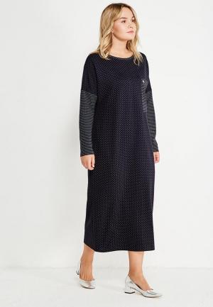 Платье Intikoma. Цвет: черный