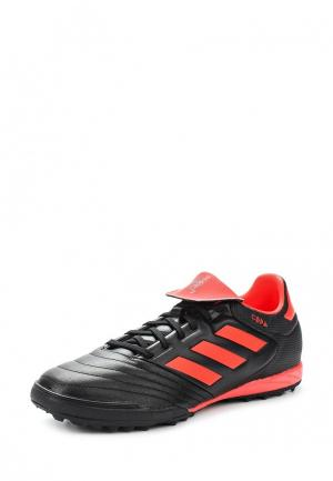 Шиповки adidas. Цвет: черный