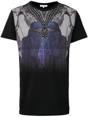 Tsmir T-shirt Les Benjamins. Цвет: чёрный