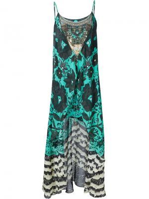 Платье Sacromonte Camilla. Цвет: многоцветный