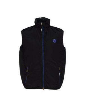 Куртка SPARCO. Цвет: черный