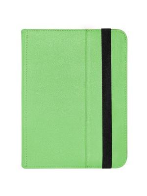 Чехол для планшета универсальный 8д IQ Format. Цвет: зеленый