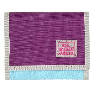 Кошелек  Diplomat Wallet Tubular Tub Dakine. Цвет: фиолетовый,голубой,светло-серый