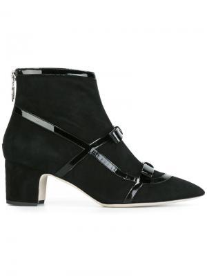 Ботинки Emanuela Rayne. Цвет: чёрный