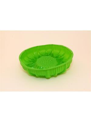 Форма силиконовая Vetta. Цвет: зеленый